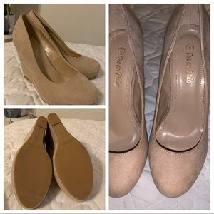 Dream Pairs Shoes - Dream Pairs - Size 6 - Wedged Heels